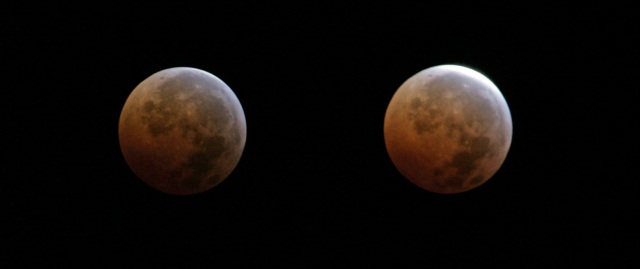 Two Red Moons