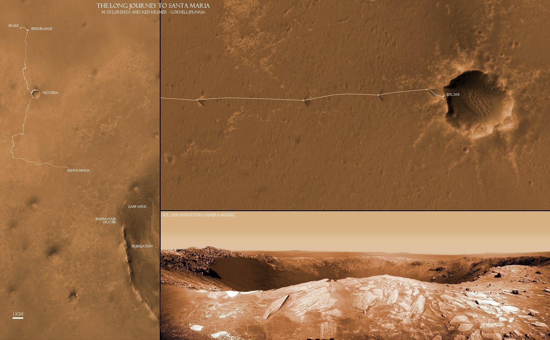 mars rover journey - photo #13