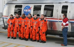 STS 133 Crew