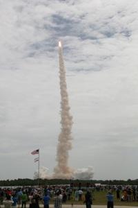 Space Shuttle Atlantis Credit