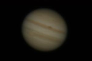 Hazy Jupiter