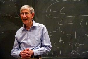 Prof. Freeman Dyson