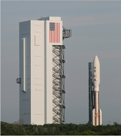 Atlas V and Juno