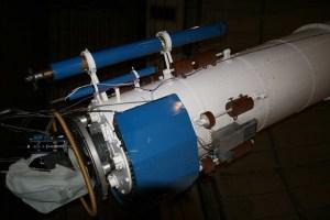 World's largest Refracting telescope