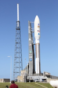 Atlas V with Curiosity