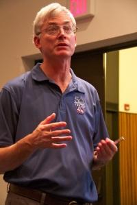 Dr. Ken Kremer.  Photo credit: Ken Levy