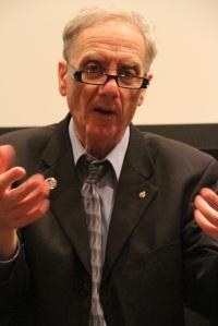 Dr. Mario Livio.  Photo Credit: Ken Levy