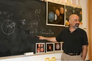 Prof. David Spergel