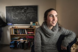 Jenny Greene, assistant professor of astronomy at Princeton University