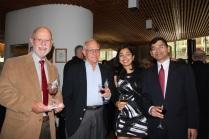 David Kaplan, Saul Moroz, Monica & Sanjai Agarwal