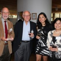 David Kaplan, Saul Moroz, Monica & Surabhi Agarwal