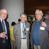 John Church, Freeman Dyson, Victor Belanger