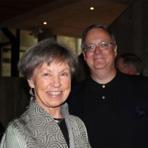 Eunice Wilkinson & John MillerF