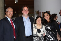 Arshad Jilani, Chris Whalen, Surabhi & Monica Agarwal
