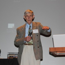 Freeman Dyson speaking on 50th anniversary of AAAP