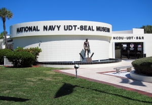 National Navy UDT - Seal Museum, Fort Pierce, Florida. Photo Credit: David Kaplan