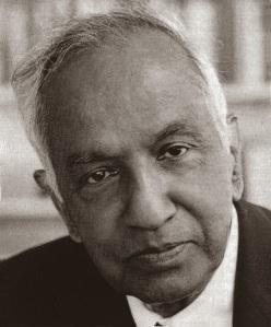 Subrahmanyan Chandrasekhar (Public Domain Image)