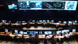 Indian Space Research Organisation's (ISRO) Mission Control