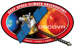 DSCOVR Logo. Credit: NASA
