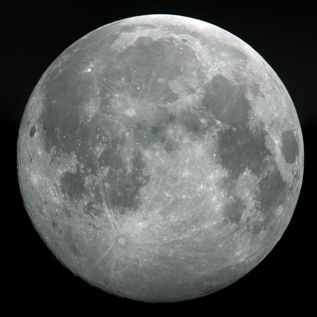 Blue Moon by Member Robert Vanderbei