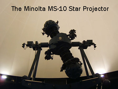 Minolta Planetarium