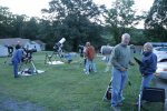 Jersey Starquest -- scenes from the observing field, Sept 2013.