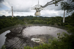 Hurricane-battered Arecibo telescope will keep studying the skies