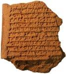 Babylonian Tablet - NYT