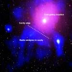 colossal explosion since Big Bang