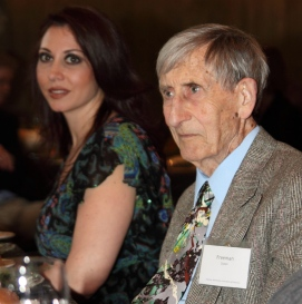 Freeman Dyson at 50th Anniversary of AAAP